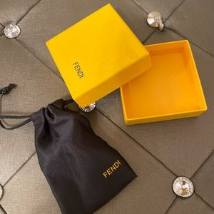 Fendi Box with Pouch